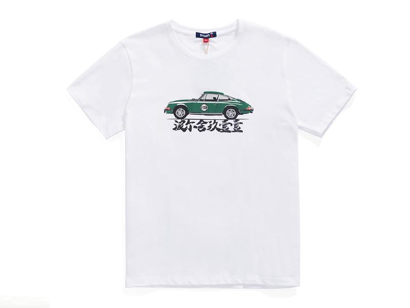 波尔舍911 情侣款T恤