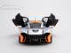 迈凯伦P1 GTR加州圆石滩版1/18汽车模型