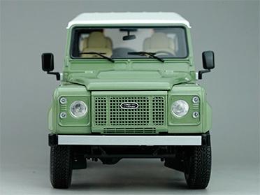 1/18汽车模型路虎卫士90第200万台纪念版