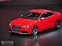 2011法兰克福车展 奥迪发布改款RS5车型