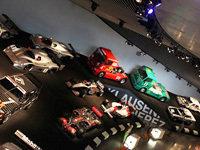 汽车发明之旅 探访斯图加特奔驰博物馆