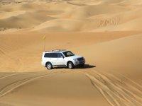 沙翻大漠黄 帕杰罗库布齐沙漠穿越手记