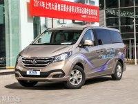 上汽大通G10公布售价 售13.38-26.98万