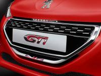 标致208 GTi特别版预告图 6月底将发布