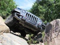 跟随大切与牧马人体验Jeep越野道路评级