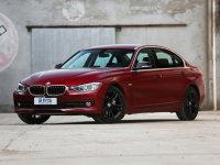 限量600台 实拍BMW3系长轴距马年限量版