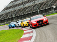 绅士的诠释速度 试驾宾利欧陆GT V8 S