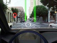 世界不是平的 丰田研发3D抬头显示系统