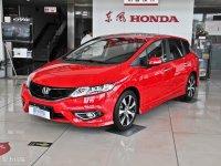 本田杰德推两款新车型 售15.78-16.58万