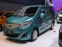 比亚迪商广州车展发布 7座MPV/混动技术