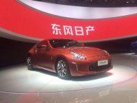 2015款日产370Z广州车展上市 售52.5万