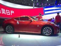 探馆广州车展 日产2015款370Z抢先曝光