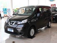 11.78万起 日产NV200 CVT国五车型上市