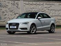 国产奥迪A3新增手动挡车型 售18.49万起