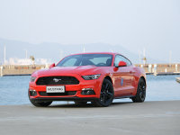 新美式精神 试驾福特Mustang 野马 2.3T