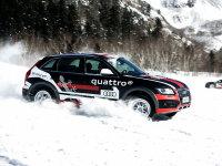 车轮上的激情 奥迪quattro挑战冰雪之旅