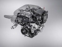 应用前景广泛 简析奔驰M274 2.0T发动机