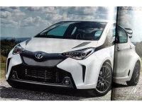 丰田或推性能版YARiS 搭载2.0T发动机