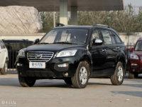 力帆X60新款车型正式上市 售7.4489万起