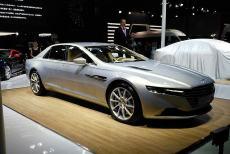 阿斯顿马丁Lagonda Taraf 上海车展首发