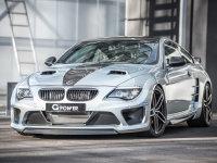 不改则已一改上千匹 G-Power改装BMW M6