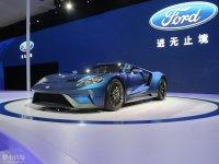 福特GT超跑明年将投产 2017年欧洲上市