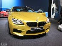 宝马新M6 Coupe上市 售220.6-229.6万元
