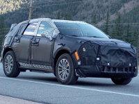凯迪拉克XT5预计明年初发布 SRX继任者