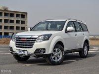 非承载式车身 中国品牌15万元SUV推荐