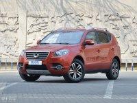 中国品牌紧凑型SUV之战 GX7/X5/X60对比