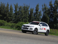 小改怡情配置增加 试驾2015款众泰T600