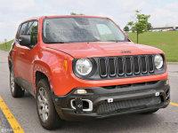 Jeep全新指南者谍照曝光 明年3月发布