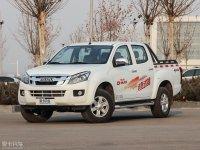 D-MAX两驱自动挡车型上市 售15.88万元