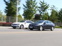 紧凑运动型家轿标杆之争 威朗对比凌渡
