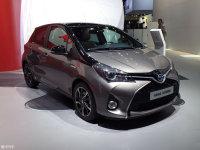 丰田新款欧版YARiS 法兰克福车展发布