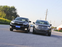 实力不凡 8款七座SUV横向对比之性能篇
