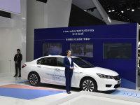 安全再升级 广州车展体验本田安全技术