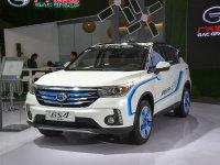 四款新车亮相 广汽传祺扩充新能源阵容