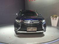 三菱欧蓝德加值版车型上市 售21.48万元