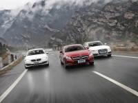 猎手・猎物 三款德系旅行车山路驾驶体验