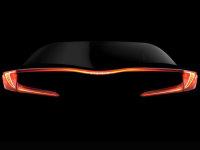 普锐斯新车型预告图发布 纽约车展亮相