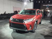 新款车居多 纽约车展将入华新车型点评