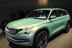 主要看设计 2016日内瓦车展概念车点评