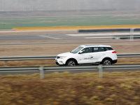 与时俱进 抢先测试吉利博越全新城市SUV