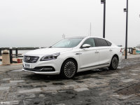 高端大气实惠 中国品牌中大型轿车对比