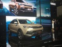猎豹CS10自动挡正式上市 售价10.98万起