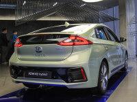 为未来做好准备 韩国体验现代前瞻车型