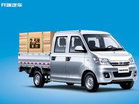 开瑞优劲推出1.3L车型 售3.78-4.35万元