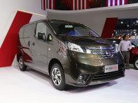 日产NV200深港澳车展上市 售10.78万起