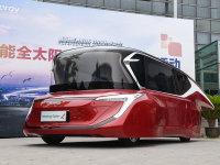 任重道远 爱卡体验汉能太阳能动力汽车